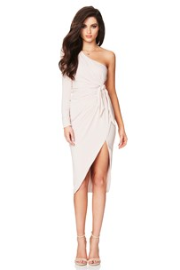 buy the latest Aphrodite One Shoulder Midi  online