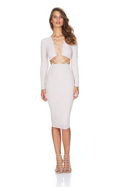 ddabaa0574 TROPICANA LONG SLEEVE DRESS : Buy on Sale Now