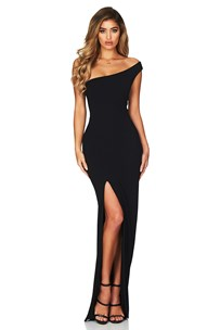 6e4e5ea7f6bd Black Alchemy Gown : Buy Designer Dresses Online at Nookie