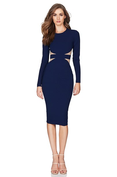 buy the latest Florence Long Sleeve Midi online