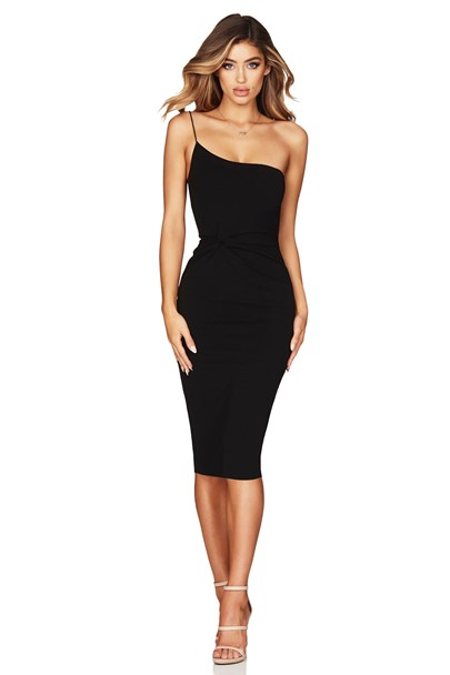 buy the latest Lust One Shoulder Midi  online