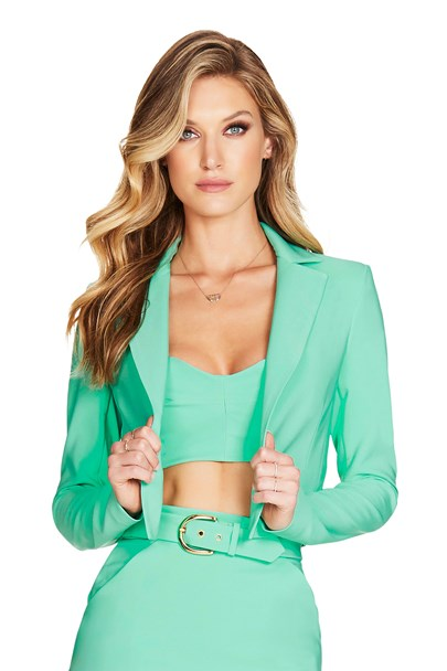 buy the latest Wink Crop Blazer  online