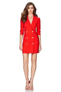 1230137b820f0 Black Milano Blazer Dress   Buy Designer Dresses Online at Nookie