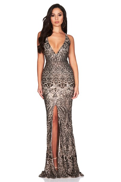 buy the latest Shanina Plunge Gown  online