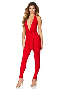 cb537cee3df Red Dare Jumpsuit   Buy on Sale Now