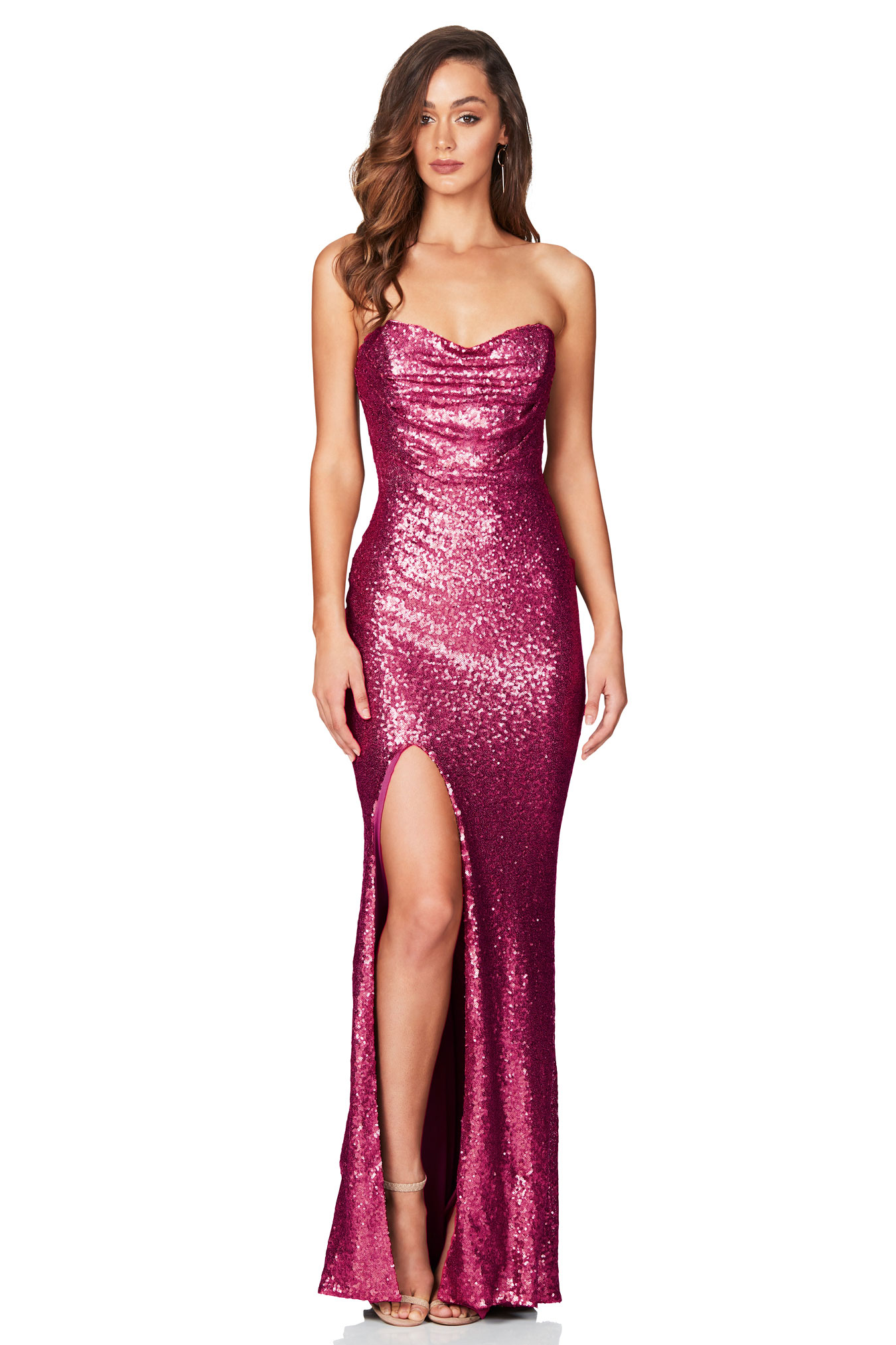 Ruby Valentina Gown Buy Designer Dresses Online At Nookie