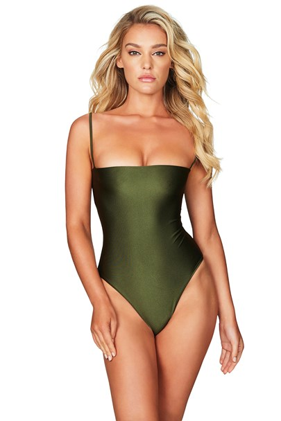 buy the latest Amazon Tie Back One Piece online