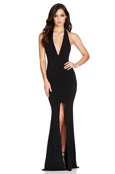 buy the latest Illegal Halter Gown online