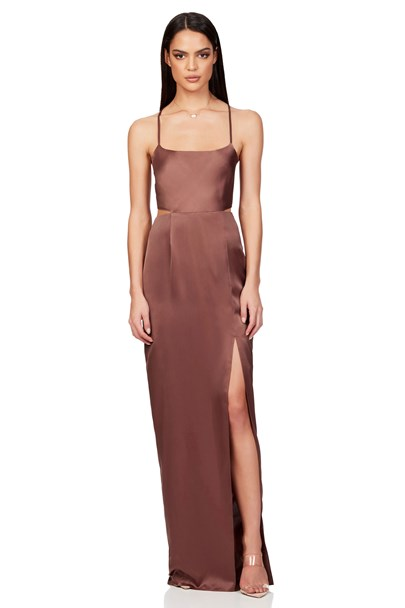 buy the latest Stella Cut Out Gown online