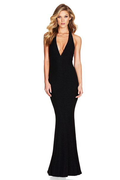 buy the latest Fame Halter Gown  online