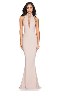 buy the latest Whitney Lace Up Gown  online