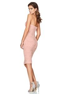 5c94102f9a0f Blush Paris Lace Midi Dress : Buy Designer Dresses Online at Nookie