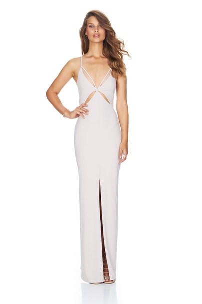 Paradise maxi dress