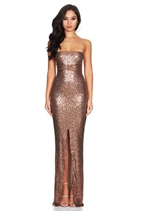 buy the latest Cher Strapless Gown  online