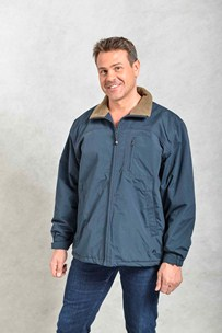 buy the latest Fleece Lined Zip Jacket online