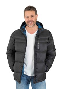 buy the latest Waterproof Synthetic Down Parka Which Stows Into Its Own Stow Down Bag Hidden In The Internal Pocket online