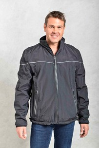 buy the latest Reversible Taslon Polar Fleece Jacket online