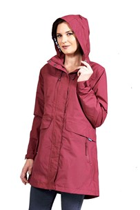 buy the latest Ladies Waterproof Soft Shell Jacket With Detachable Hood online