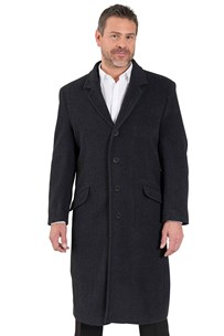 buy the latest Classic Single Breasted Long Coat.  Fully Lined. online