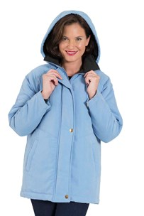 buy the latest Padded Microfiber Jacket online
