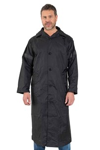 buy the latest Full Length Lightweight Rain Coat Concealed Hood online