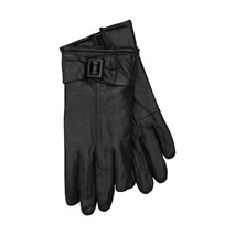 buy the latest Patchwork Ladies Leather Gloves online