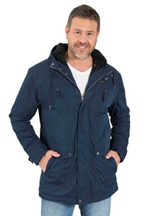 buy the latest Fully Seam Sealed Waterproof, Longer Style, Warm Mens Parka online