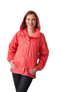 buy the latest Foldaway Waterproof Nylon Jacket Concealed Hood online