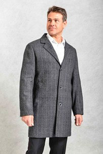 buy the latest Classic Sb Coat - Grey Window Pane Check online