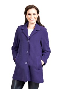 buy the latest Classic Sing Breasted 3/4 Jacket Smaller Shoulder Fitting online