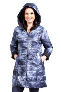 buy the latest Reversible Ultra Down Super Lightweight Jacket, Folds Into Bag  Rrp  $249    online
