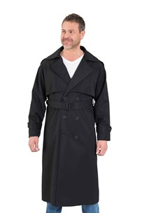 buy the latest Men's Double Breasted Belted Trench Coat online