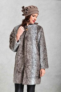 buy the latest 3/4 Faux Fur Jacket online