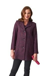 buy the latest Short Square Collar Jacket online