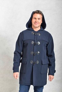buy the latest Men's Duffel Coat online