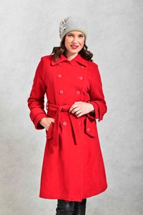 buy the latest 7/8 Length Belted Trench Coat online