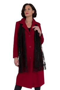 buy the latest Classic Single Breasted Coat.  Fully Lined online