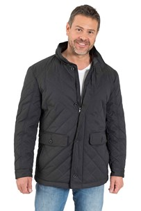 buy the latest Gravesend Mens Quilted Parka With Concealed Hood online