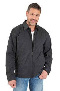 buy the latest Tottenham Courtmens Zip Front Microfiber Jacket online