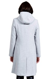 e1335544eabf7 Style: 1832 3/4 fitted hooded jacket. WAS $299. NOW $165.00