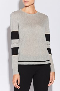 buy the latest Haze Silk Cashmere Knit online