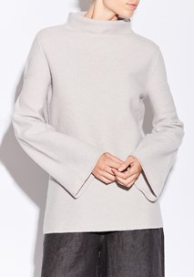 buy the latest Sorbet Funnel Neck Knit  online