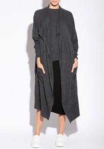buy the latest Shift Draped Lounge Coat  online