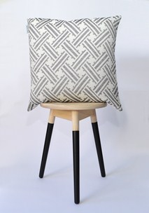 buy the latest Monochrome Jacquard Cushion Cover online