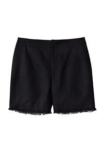 buy the latest Fray Linen Short online