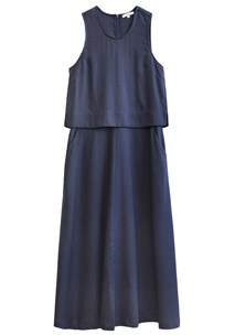 buy the latest Wave Double Layer Dress  online