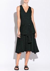 buy the latest Kati Draped Belt Dress  online