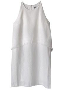 buy the latest Fray Linen Dress online