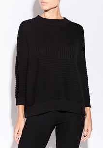 buy the latest Trace Panel Knit  online