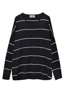buy the latest Cast Stripe Knit  online